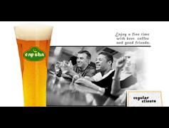 Capsha Beer Intro