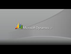 Microsoft Dynamics GP Demo