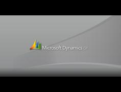 Microsoft Dynamics GP 3