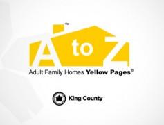 A to Z Magazine Logo
