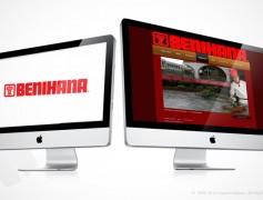 Benihana Website