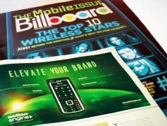 Billboard Magazine Ad