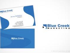 BlueCreek Marketing Branding
