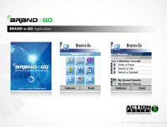Brand-n-Go Mobile App