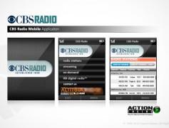 CBS Radio Mobile App