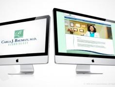 Carla Bauman MD Website