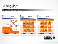 Cingular MEdia Mall App
