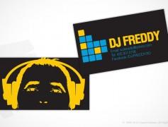 Dj Freddy Branding