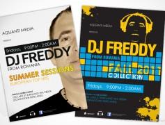DJ Freddy Posters