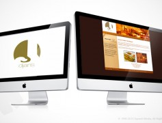Djans Restaurant Website