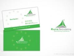 Euro Remodeling Branding