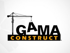 Gama Construct Logo