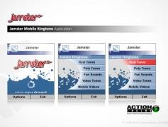 Jampster Java App