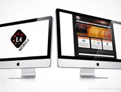 L4 Mobile Website