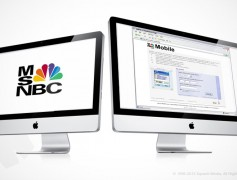 MSNBC Mobile Product Signup