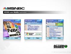 MSNBC Java Mobile App