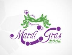 Mardi Gras 2006 Logo