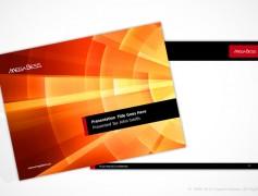 MegaBess PowerPoint Template