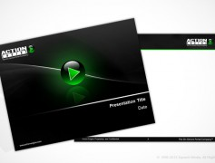 Action Engine PPT Template