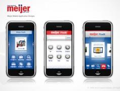 Meijer Mobile Application