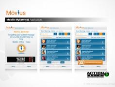 Movius Mobile App