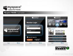 MySpace Mobile App
