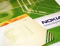 Nokia Financial Book