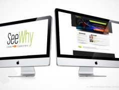 SeeWhy Product Landing Page