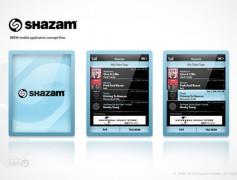 Shazam Java Mobile App