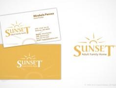 Sunset AFH Branding