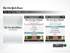 The New York Times Java App