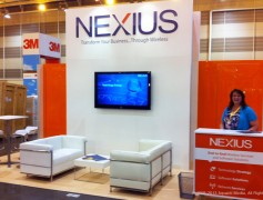 Nexius CTIA Booth 2012