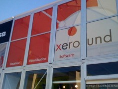 Xeround 3GSM Booth