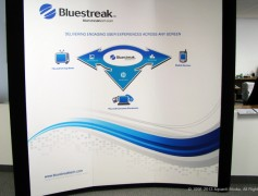 Bluestreak Display