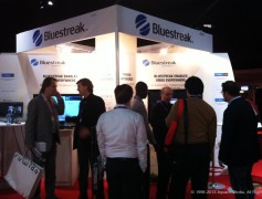 Bluestreak CTIA Booth 2011