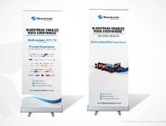 Bluestreak Banners