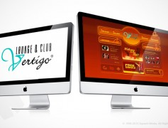Vertigo Club Website