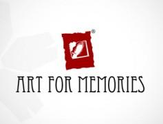 Art for Memories Logo