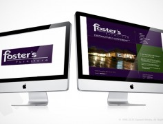 Fosters Furniture Website