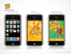 Kidsbop Mobile App