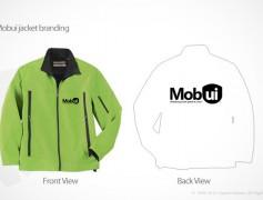 MobUI Jacket Branding