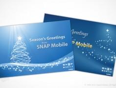 Nokia Christmas Postcards