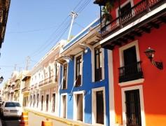 The colors of San Juan