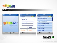 SMC.ac Mobile Java App
