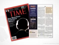 Time Magazine Ad