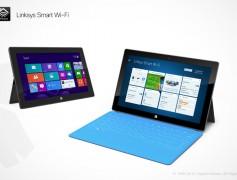 Linksys Smart Wi-Fi on Win8